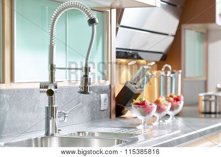 Professional Single Lever Faucet