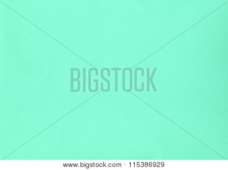 Retro Look Aqua Color Paper