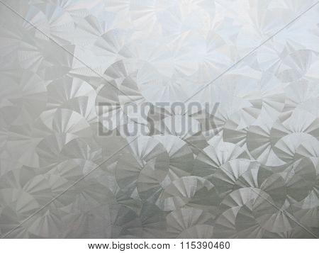 Abstract White Blured Texture With Light Strips
