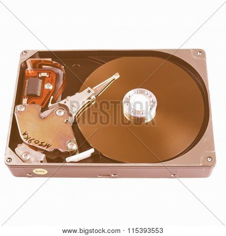 Pc Hard Disk Vintage