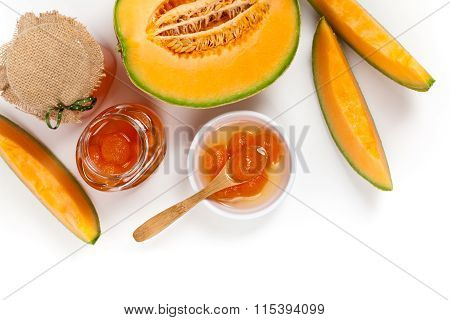 Exotic Melon Compote or Jam