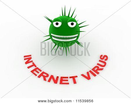 concepto de virus