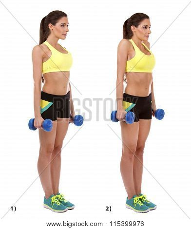 Shoulder Shurgs