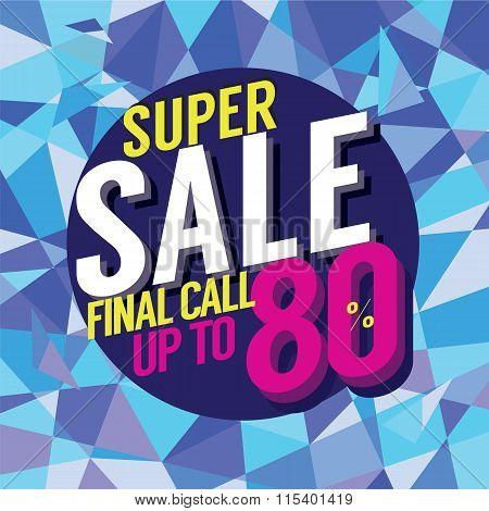Final Sale Final Call.