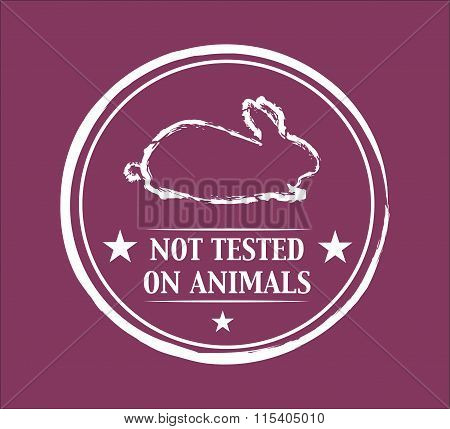 Not Tested on Animals Logo for Cosmetic Products and more.