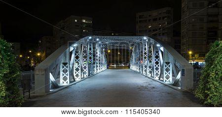 Iron Bridge In Murcia IV