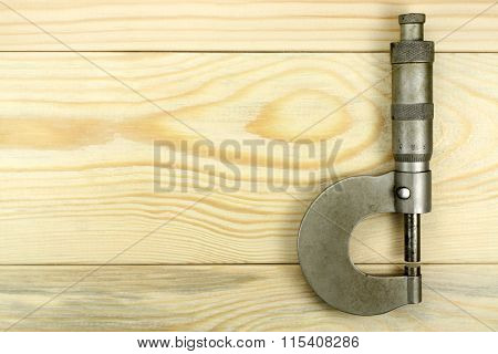 Measuring Tool Micrometer