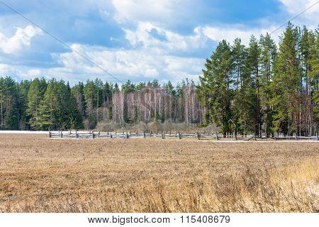 The Rural Landscape.