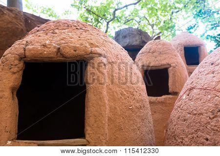 Troglodyte Village, Burkina Faso