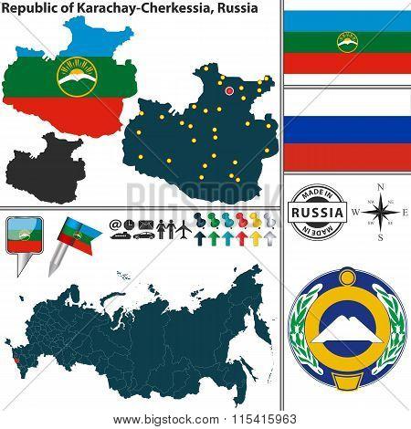 Republic Of Karachay Cherkessia, Russia