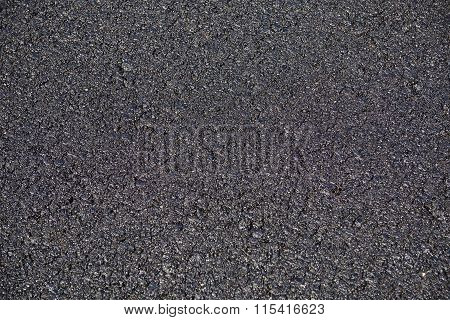 Asphalt Pavement On The Road