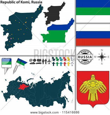 Republic Of Komi, Russia
