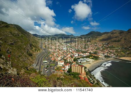 View Of Machico