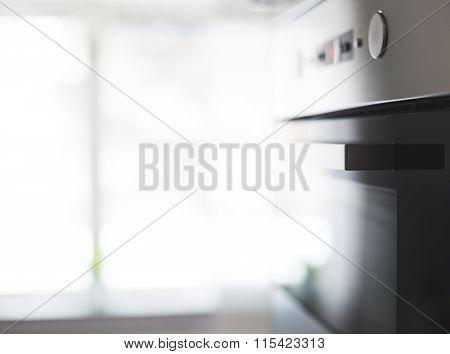 Clean Aluminum Oven