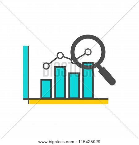 Magnifying Glass Data Analysis