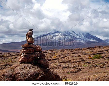 Man-Made Mountain