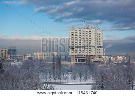 House Of Soviets In Kaliningrad