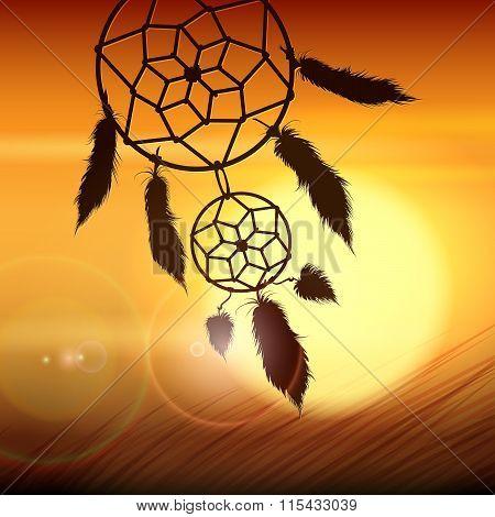 Dreamcatcher On The Wind