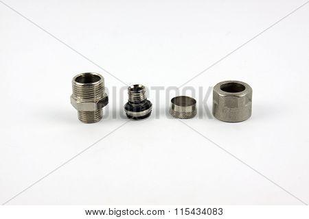 Henco pipe connector