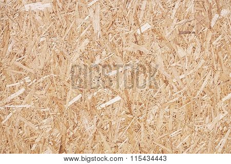 Pressed light brown wooden texture