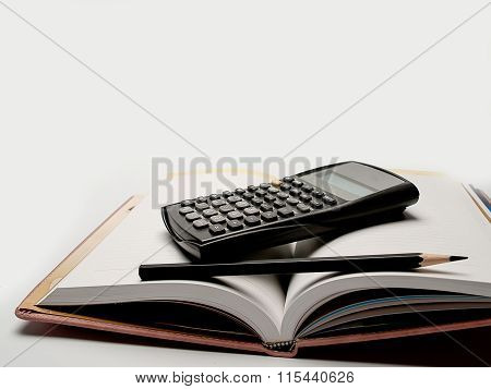 Calculator ,and Diary