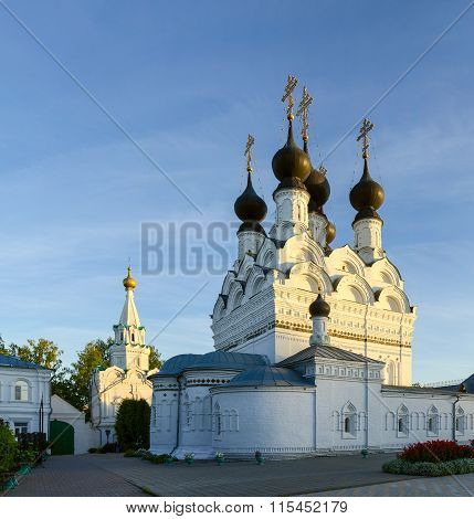 Holy Trinity Convent, Murom, Russia