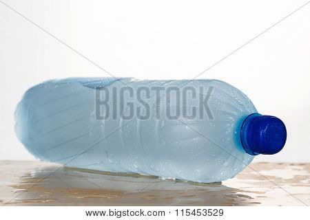 Freezing Water In Pet Plastic Bottle Deemed An Unhealthy Practice