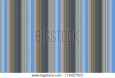 Background Stripes In Natural Blue Brown