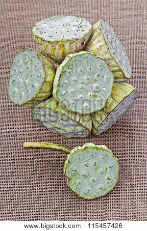 Fresh Green Lotus Seed (lotus Nut)