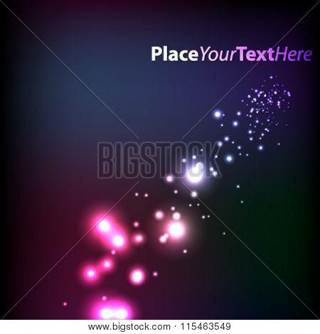 Abstract  Vector Luminescence