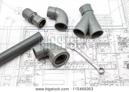 Work Tool With Plan