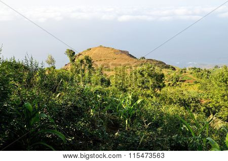 Descent Into Ribeira Filipe