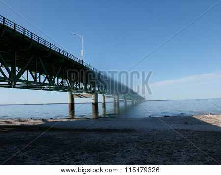 Bridge over Great Lake