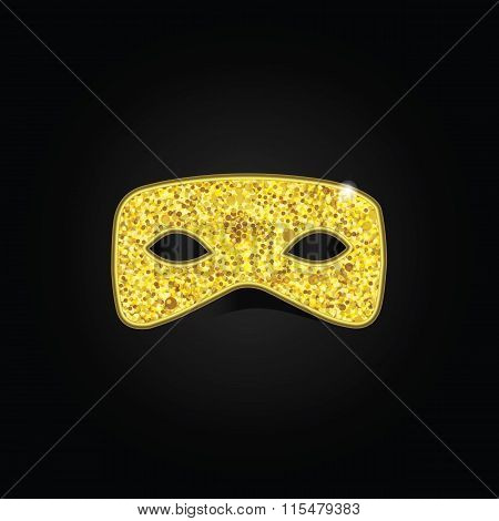 Magic Gold Mask