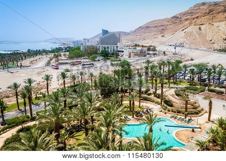 Spa Hotels of the Dead Sea, Israel