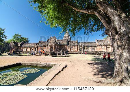 Phanom Rung Historical Park .