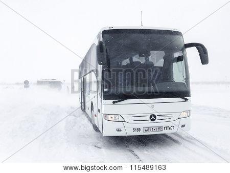 Mercedes-benz O350-15Rhd Tourismo