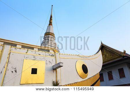 Wat Yan Nawa in Thailand