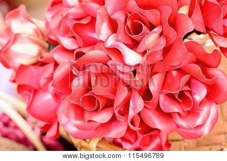 Rose Artificial Flowers