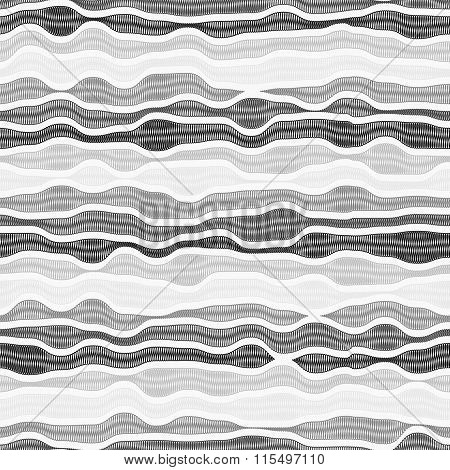 Seamless Wavy Pattern