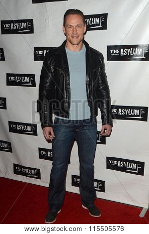 LOS ANGELES - JAN 18:  Andrey Ivchenko at the Little Dead Rotting Hood Premiere at the Laemmle NoHo 7 on January 18, 2016 in North Hollywood, CA