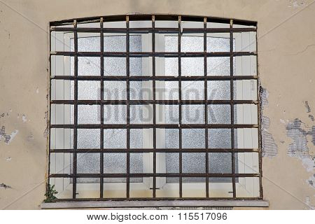 Window With Grates