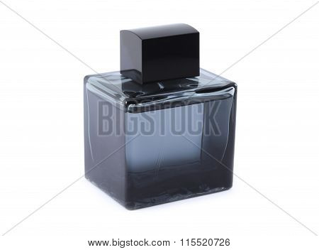 Stylish Bottle Of Perfume