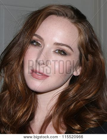 LOS ANGELES - DEC 12:  Camryn Grimes at aPhoto Shoot at the Private Location on December 12, 2015 in No Hollywood, CA Stylist:  Maria Von Losch Hair & Makeup:  Brendan Robertson Must include credit
