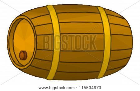 Wine Wooden Barrel