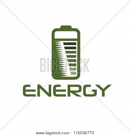 Battery Load Illustration