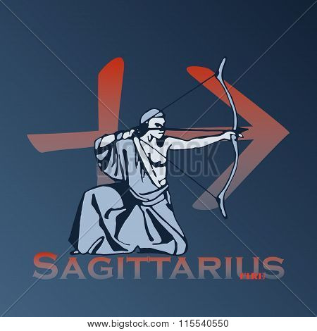 Sign Of The Zodiac -sagittarius