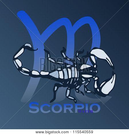 Sign Of The Zodiac -scorpio