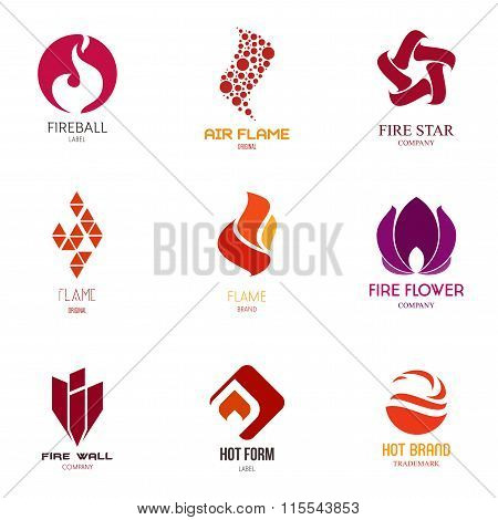 Template Logo Inspiration For Shops, Companies, Advertising Or Other Business.