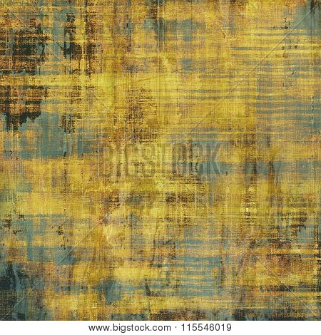 Grunge retro vintage texture, old background. With different color patterns: yellow (beige); brown; black; gray
